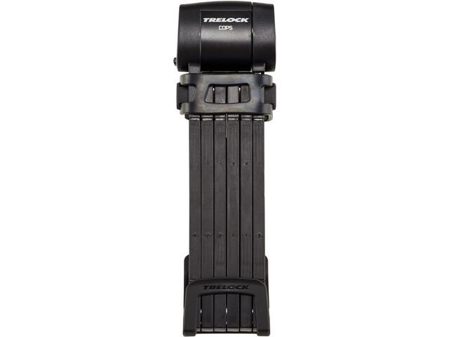 Trelock FS 460 COPS L candado plegable 100 cm, black
